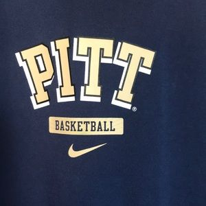Nike Pitt Panther Basketball Shirt